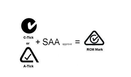 SAA认证 RCM注册