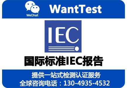 IEC标准报告